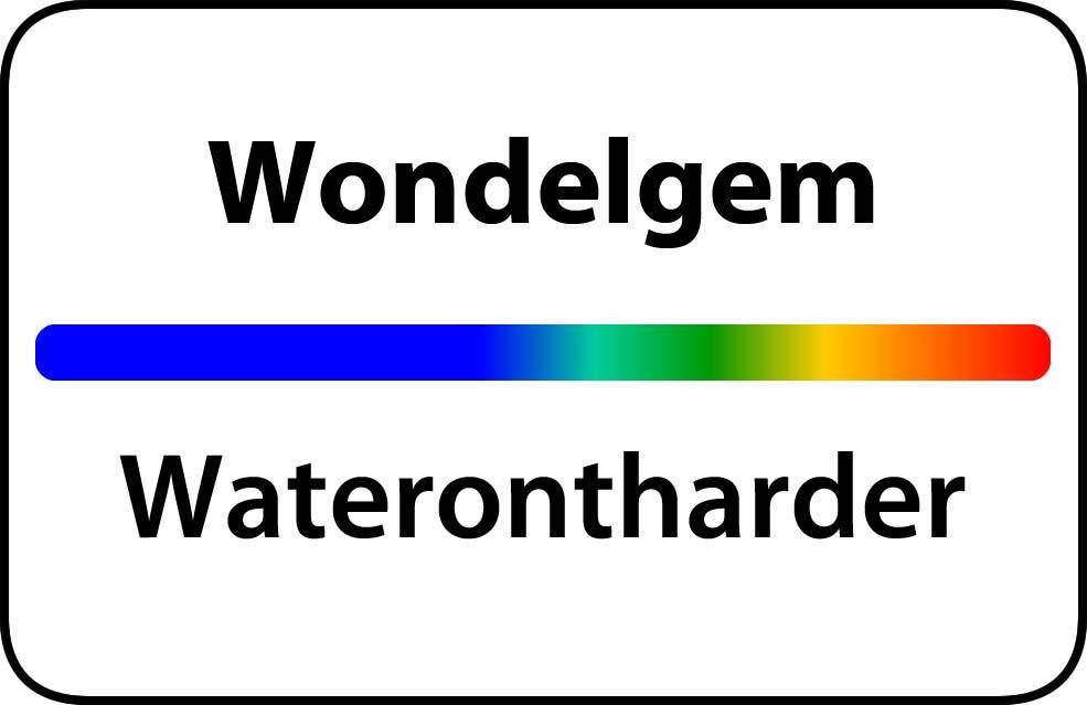 Waterontharder Wondelgem