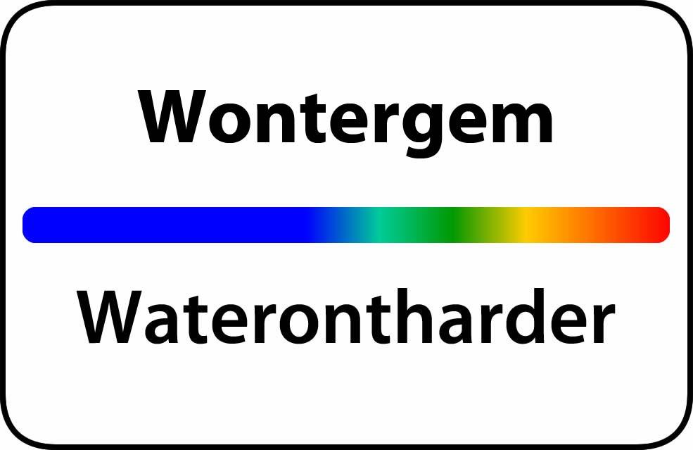 Waterontharder Wontergem