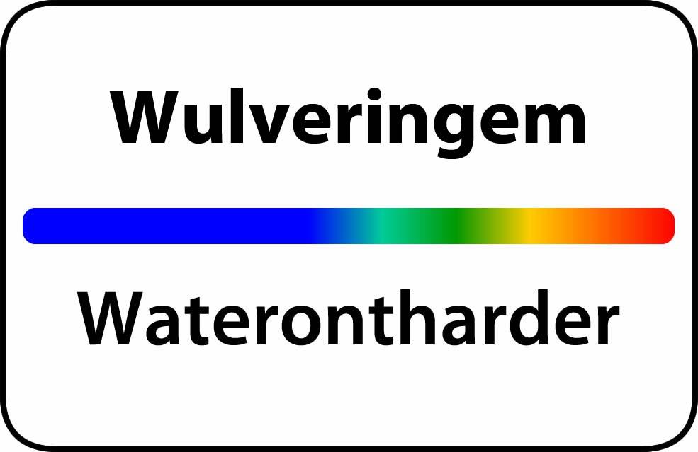 Waterontharder Wulveringem