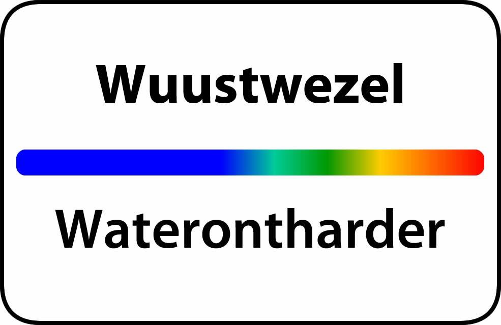 Waterontharder Wuustwezel