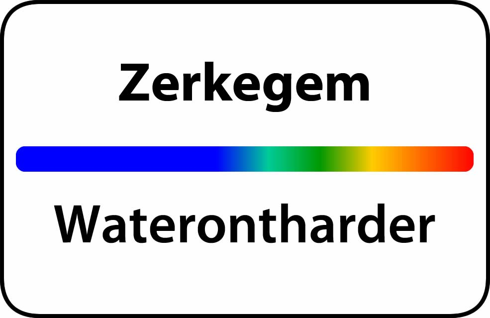 Waterontharder Zerkegem