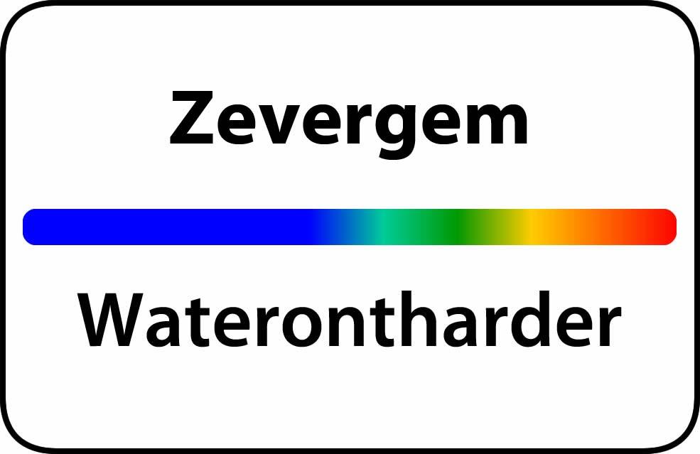 Waterontharder Zevergem