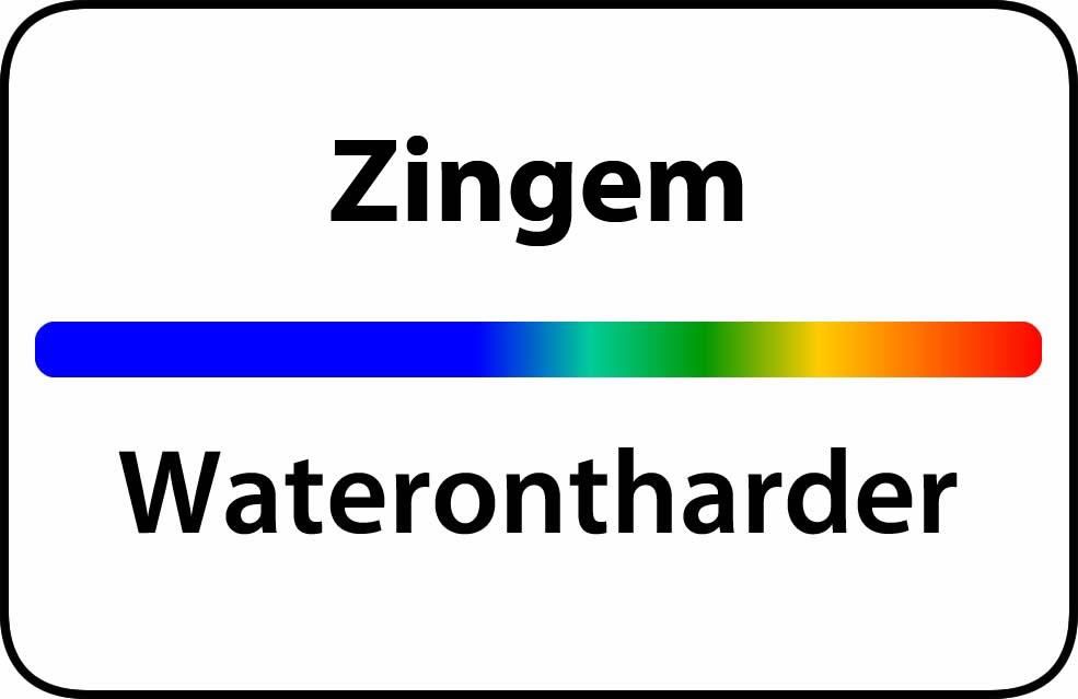 Waterontharder Zingem