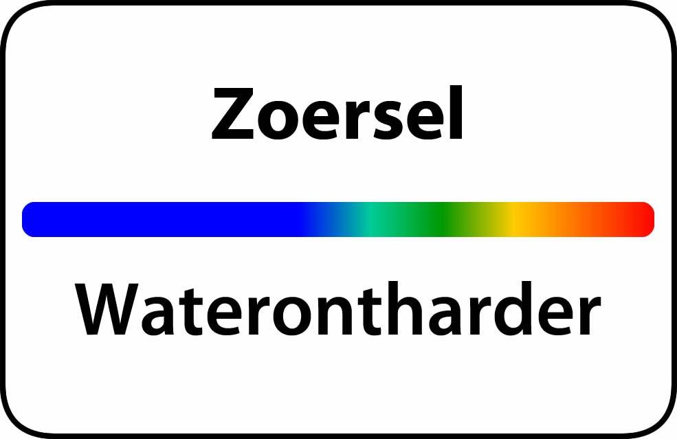 Waterontharder Zoersel