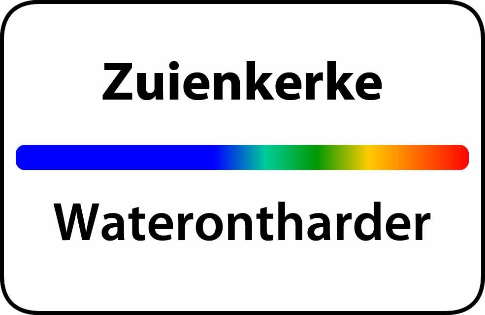 Waterontharder Zuienkerke